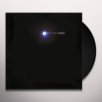 Bruce Gilbert EX NIHILO Vinyl Record
