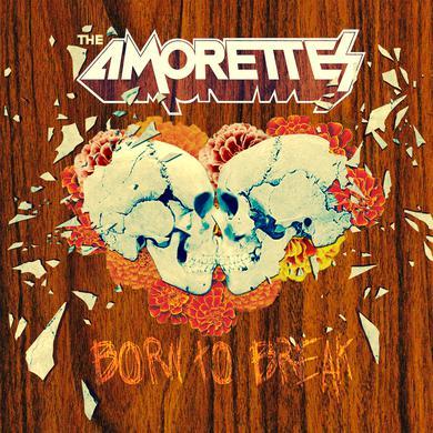 AMORETTES BORN TO BREAK Vinyl Record