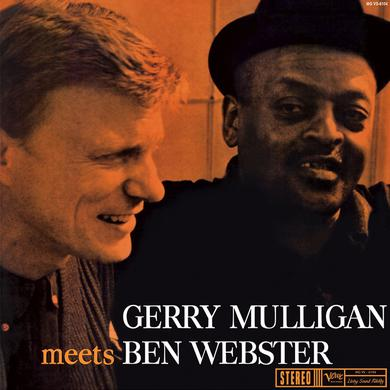 Gerry Mulligan / Ben Webster GERRY MULLIGAN MEETS BEN WEBSTER Vinyl Record