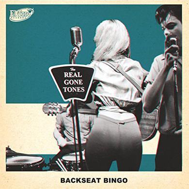 REAL GONE TONES BACKSEAT BINGO Vinyl Record