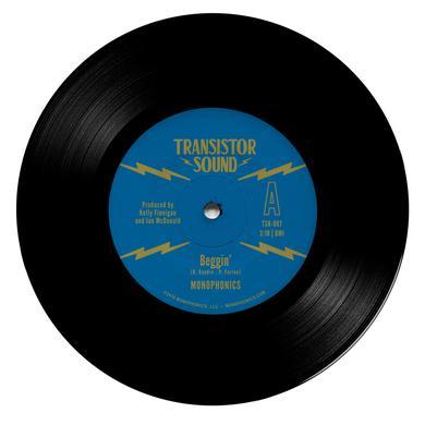 Monophonics BEGGIN' / BEGGIN' INSTRUMENTAL Vinyl Record