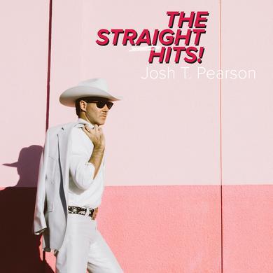 Josh T. Pearson STRAIGHT HITS Vinyl Record