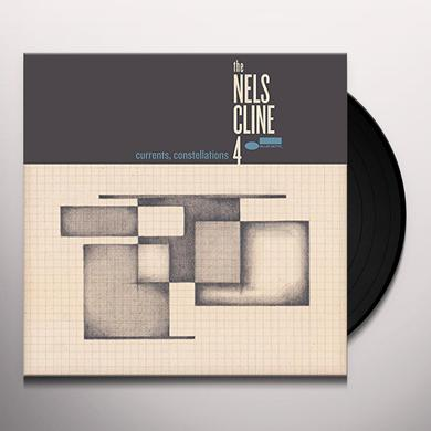 Nels Cline CURRENTS CONSTELLATIONS Vinyl Record