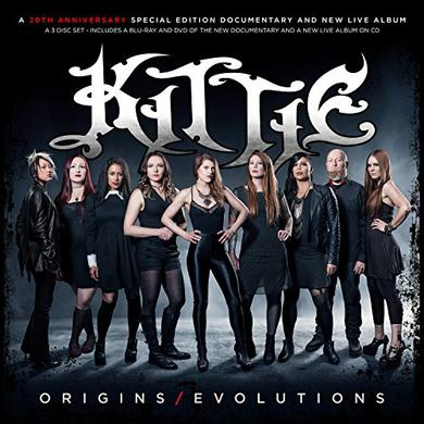 KITTIE: ORIGINS/EVOLUTIONS Vinyl Record