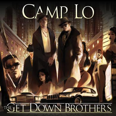 Camp Lo GET DOWN BROTHERS + ON THE WAY UPTOWN Vinyl Record