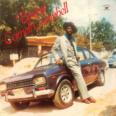 Cornell Campbell BOXING Vinyl Record