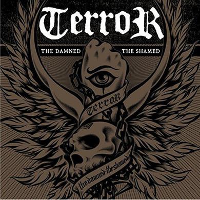 Terror DAMNED THE SHAMNED Vinyl Record