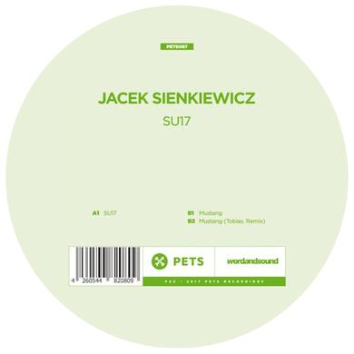 Jacek Sienkiewicz SU17 Vinyl Record