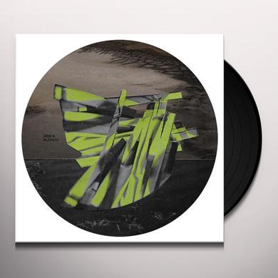 Iron Curtis UNWIND Vinyl Record