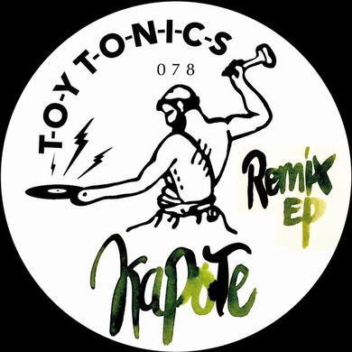 KAPOTE REMIX Vinyl Record