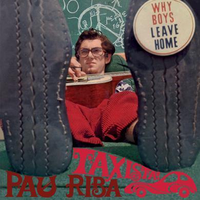 Pau Riba TAXISTA Vinyl Record
