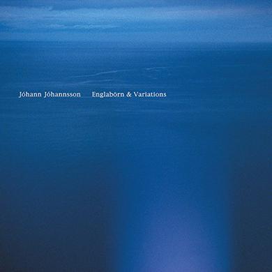 Johann Johannsson ENGLABORN & VARIATIONS Vinyl Record