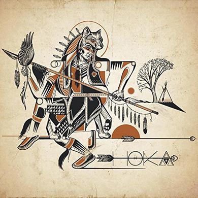 NAHKO & MEDICINE FOR PEOPLE HOKA Vinyl Record