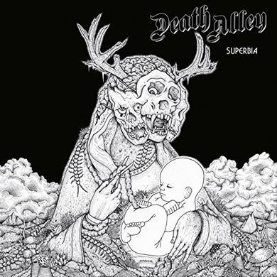 DEATH ALLEY SUPERBIA Vinyl Record