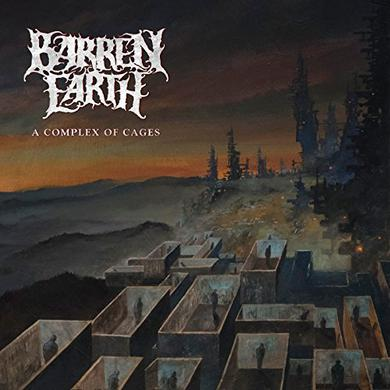 Barren Earth COMPLEX OF CAGES Vinyl Record