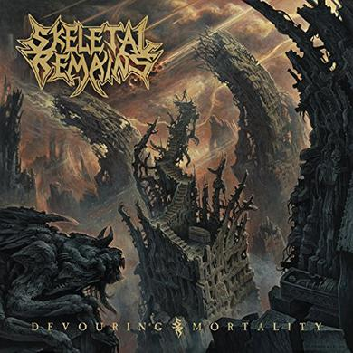 Skeletal Remains DEVOURING MORTALITY Vinyl Record