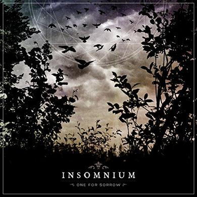 Insomnium ONE FOR SORROW Vinyl Record
