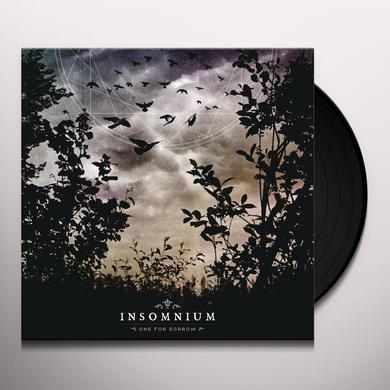 Insomnium ONE FOR SORROW Vinyl Record