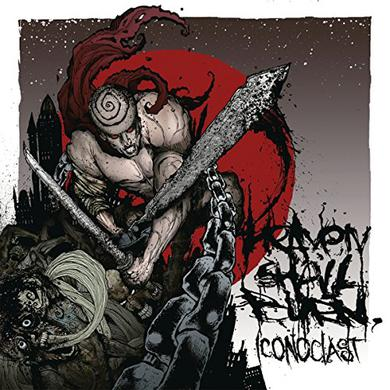 Heaven Shall Burn ICONOCLAST (PART 1: THE FINAL RESISTANCE) Vinyl Record