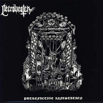 Necrowretch PUTREFACTIVE INFESTATION Vinyl Record