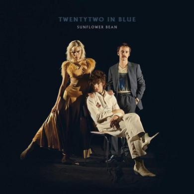 Sunflower Bean TWENTYTWO IN BLUE Vinyl Record