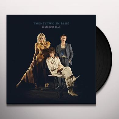 Sunflower Bean TWENTYTWO IN BLUE Vinyl Record
