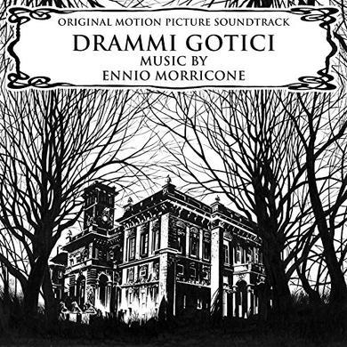 Ennio Morricone DRAMMI GOTICI (GOTHIC DRAMAS) / O.S.T. Vinyl Record