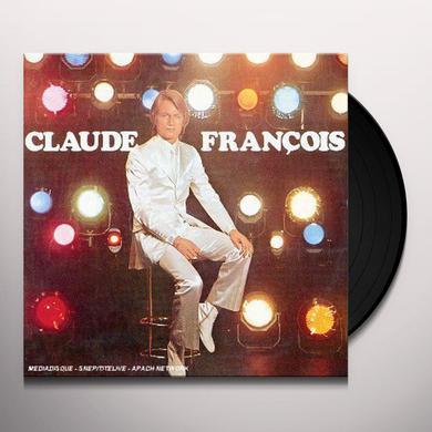 Claude Francois LE LUNDI AU SOLEIL Vinyl Record