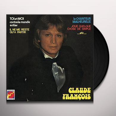 Claude Francois TOI ET MOI CONTRE LE MONDE ENTIER Vinyl Record