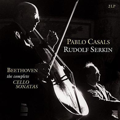 Ludwig Van Beethoven COMPLETE CELLO SONATAS 1-4 Vinyl Record