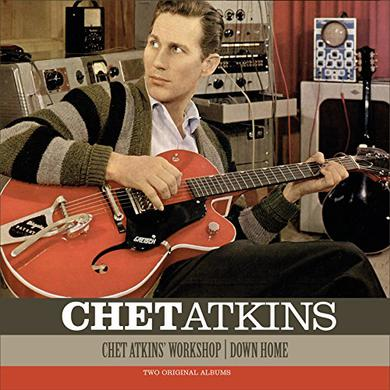 Chet Atkins WORKSHOP / DOWN HOME Vinyl Record
