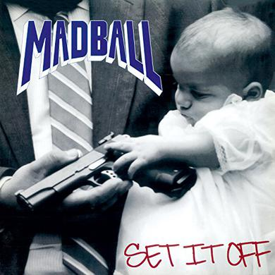 Madball SET IT OFF Vinyl Record