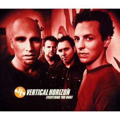 Vertical Horizon EVERYTHING YOU WANT Vinyl Record