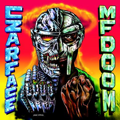 CZARFACE MEETS METAL FACE Vinyl Record