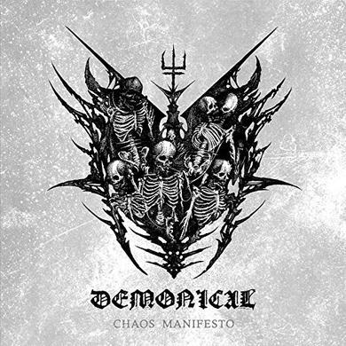 Demonical CHAOS MANIFESTO Vinyl Record
