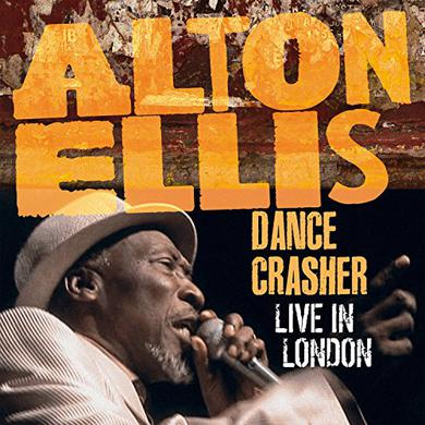 Alton Ellis ISRAELITES LIVE IN LONDON Vinyl Record