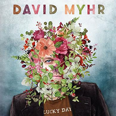 David Myhr LUCKY DAY Vinyl Record