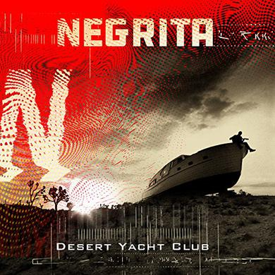 Negrita DESERT YACHT CLUB Vinyl Record