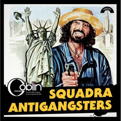 Goblin SQUADRA ANTIGANGSTER Vinyl Record