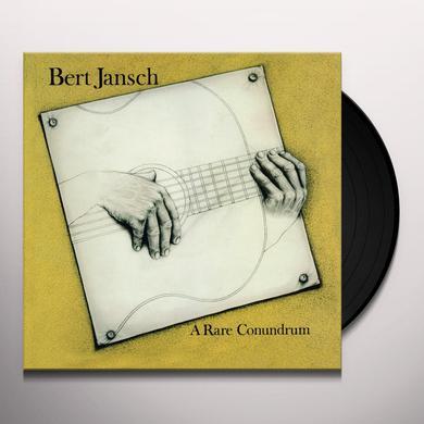 Bert Jansch A RARE CONUNDRUM Vinyl Record