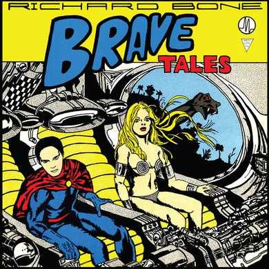 Richard Bone BRAVE TALES Vinyl Record
