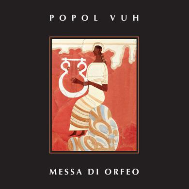Popol Vuh MESSA DI ORFEO Vinyl Record