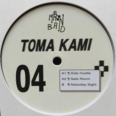 Toma Kami SLITHER Vinyl Record
