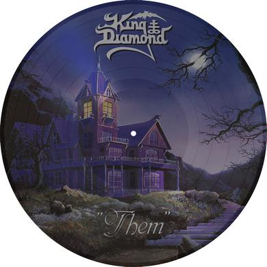 King Diamond THEM Vinyl Record