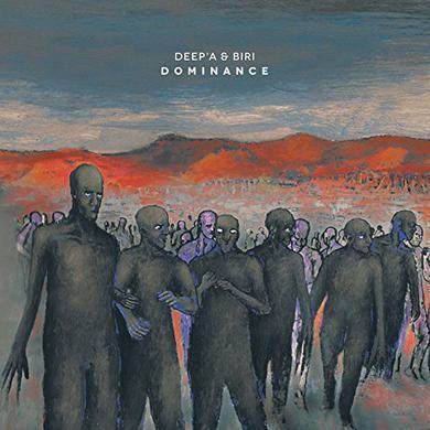 Deep'a & Biri DOMINANCE Vinyl Record