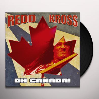 Redd Kross OH CANADA Vinyl Record