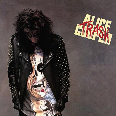 Alice Cooper TRASH Vinyl Record