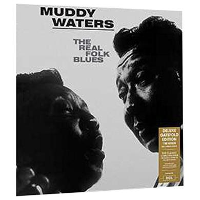 Muddy Waters REAL FOLK BLUES Vinyl Record