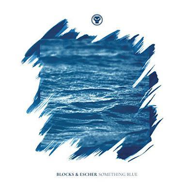Blocks & Escher SOMETHING BLUE Vinyl Record
