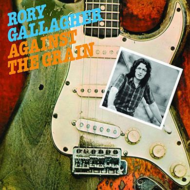 Rory Gallagher AGAINST THE GRAIN Vinyl Record